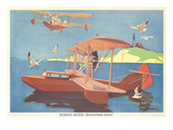 Boeing Model 204 Flying Boat