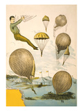 Balloon Rider at Circus
