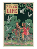 Magazine Cover  Child Life