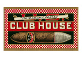 Ad for Club House Cigar