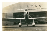 Airplane at Ryan Aeronautics