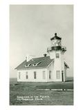 Cabrillo Lighthouse  San Diego