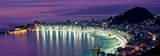 Rio de Janeiro - Night View of Copacabana Beach