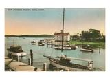 Harbor  Essex  Connecticut