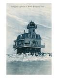 Lighthouse  Bridgeport  Connecticut