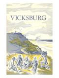 Illustration of Vicksburg