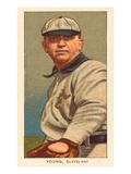 Early Baseball Card  Cy Young