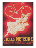 Ad for French Bicycles  Meteore