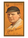 Early Baseball Card  John Mcgraw