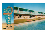 Oja Motor Hotel and Swimming Pool