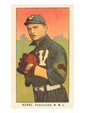 Early Baseball Card  Kusin