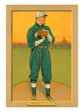 Early Baseball Card  Walter Johnson