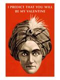 Valentine Prediction  Swami Head