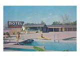 Motel Amber Sky