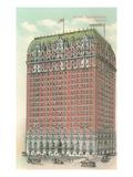 Blackstone Hotel  Chicago  Illiniois