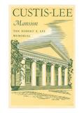 Custis-Lee Mansion  Arlington  Virginia