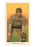 Early Baseball Card  Joe Tinker