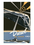 Diesel  the Modern Power