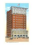 Hotel Windsor  Wheeling  West Virginia