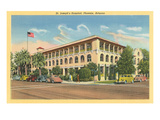 St Joseph's Hospital  Phoenix  Arizona