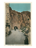 Claypool Tunnel  Globe  Arizona