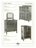 Stickley Oak Dressers