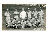 Custom Baseball Team