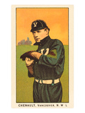 Early Baseball Card  Chenault