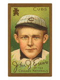 Early Baseball Card  Johnny Evers