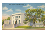 State Judiciary Building  Montgomery  Alabama