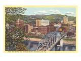 Bridge  Charleston  West Virginia