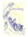 Illustration of Gettysburg