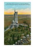 Will Rogers Shrine  Colorado Springs