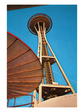 Space Needle  Seattle  Washington