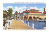 Recreation Building  Lake Geneva  Wisconsin