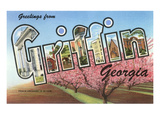 Greetings from Griffin  Georgia