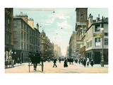 Sauchiehall Street  Glasgow  Scotland