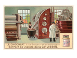 Chocolate Processing Factory