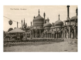 Royal Pavilion  Brighton  England
