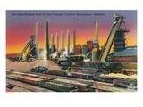 Sloss-Sheffield Steel Mill  Birmingham  Alabama