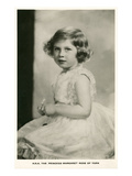 Princess Margaret as a Child