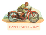 Happy Father's Day  Vintage Motorcycles