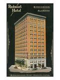 Redmont Hotel  Birmingham  Alabama
