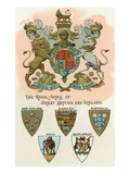 Royal Arms of Great Britain and Ireland