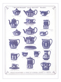 Wedgwood Teapots and Cups