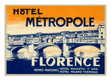 Hotel Metropole  Florence  Italy