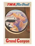 Travel Poster for Grand Canyon
