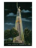 Vulcan Monument  Birmingham  Alabama