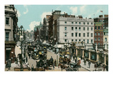 The Strand  Charing Cross  London  England