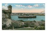 Morro Castle  Havana  Cuba